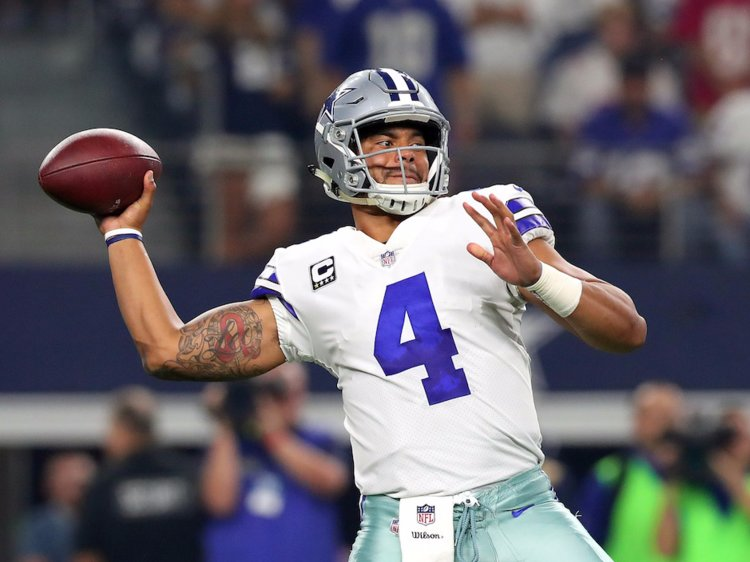 Cowboys Quarterback Dak Prescott Rolling with Donald Trump on Anthem Protest