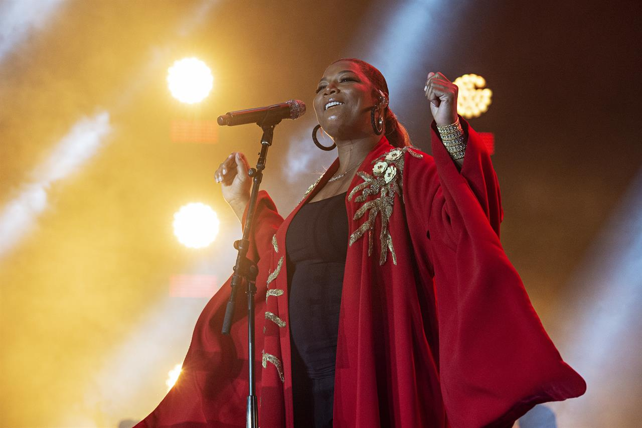 Queen Latifah Shuts Down Essence Fest With Ladies First Line-Up