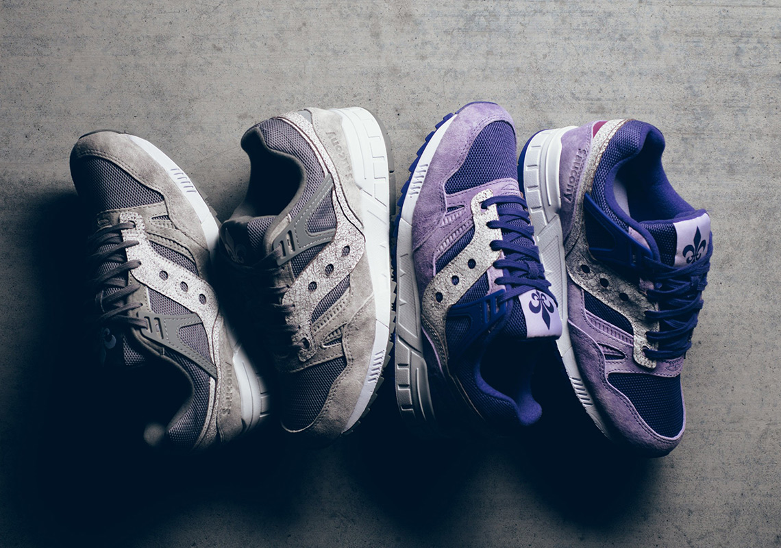 saucony grid sd garden district pack
