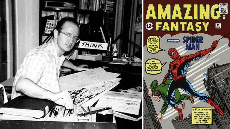 Spider-Man Co-Creator Steve Ditko Dies At Age 90