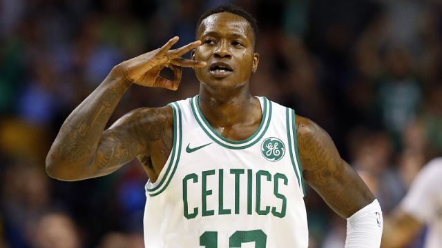 Terry Rozier Announces He is Signed to Puma Basketball
