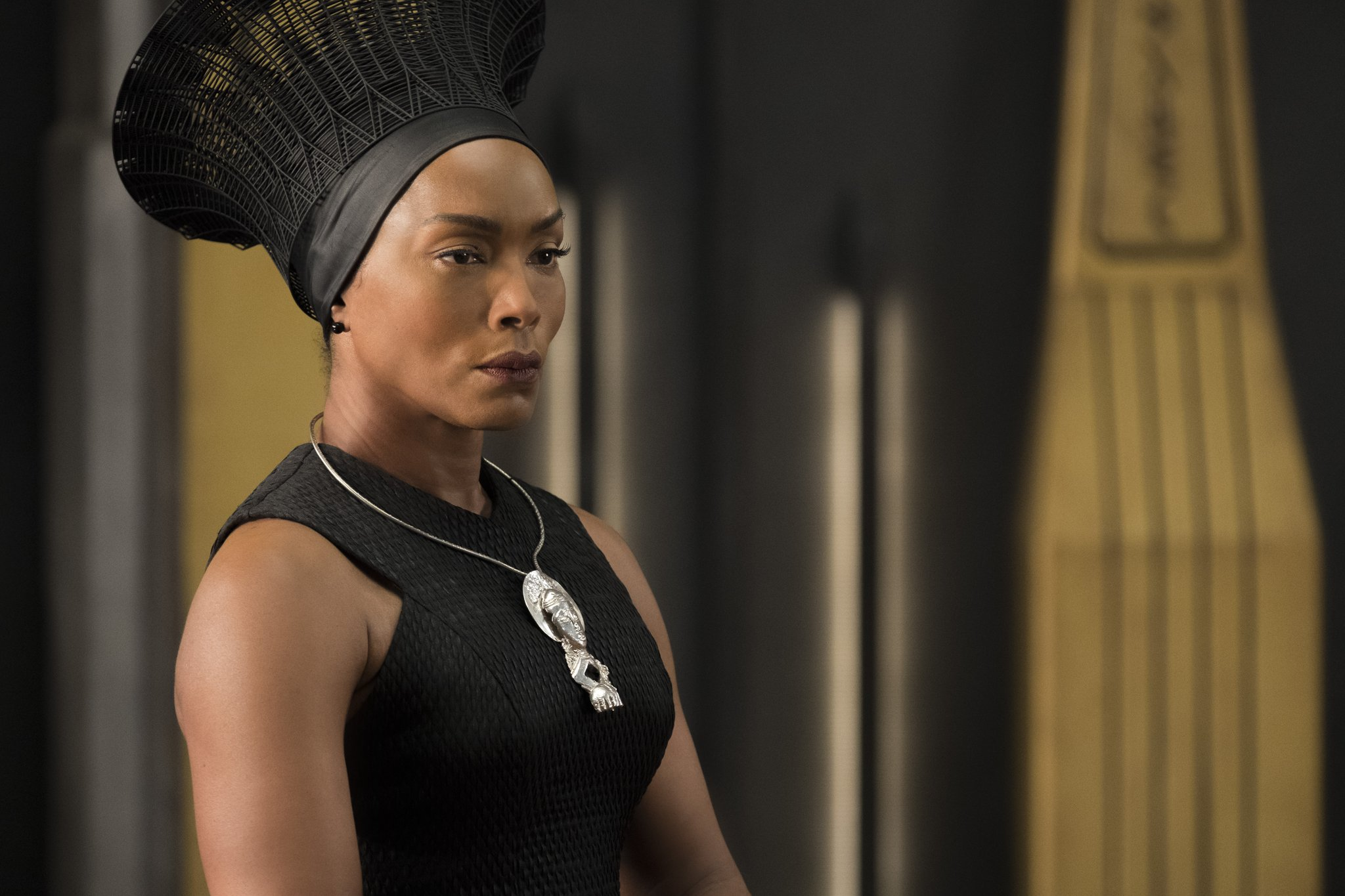Angela Bassett Hints at the Future of Her 'Queen Ramonda' Character in Marvel Films