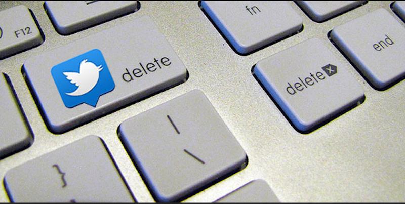 twitter delete followers