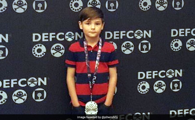 year old emmett brewer hacks into replica us vote website in minutes at defcon convention