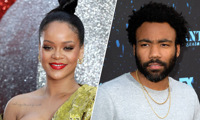 Rihanna and Childish Gambino Reportedly Shooting Movie in Cuba