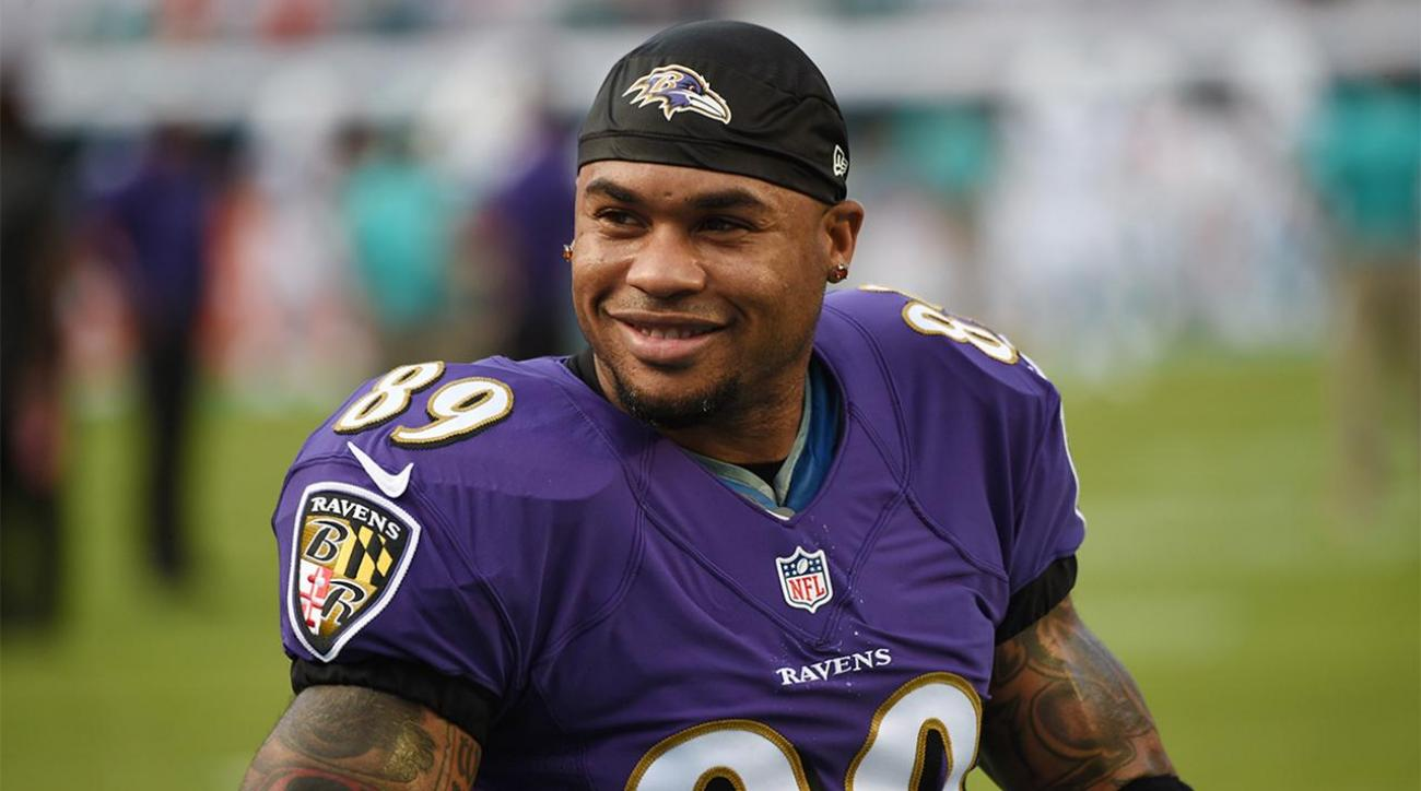 Former NFL Wide Receiver Steve Smith Sr. Opens Up About Dealing With Depression