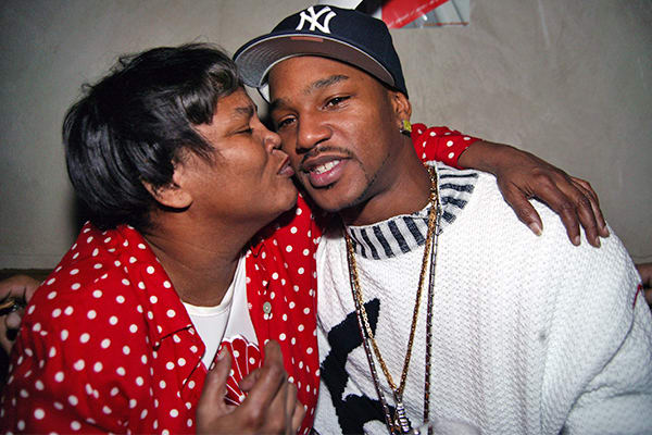 flashbackfriday cam ron s mom pulls out old killa cam flicks from