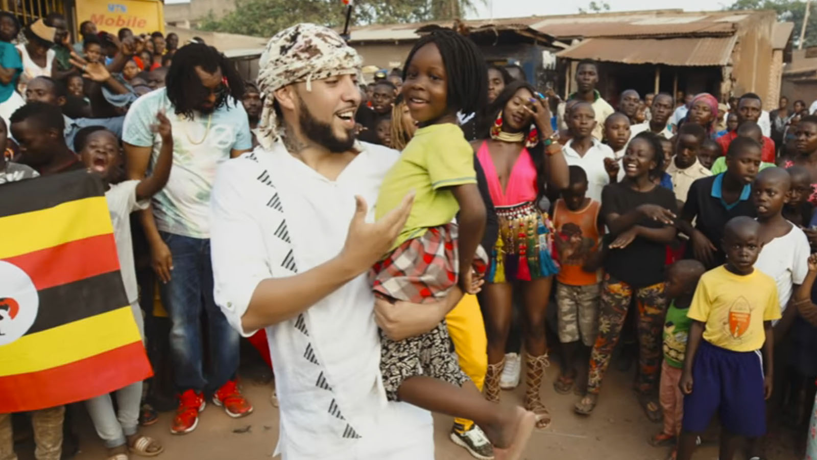 French Montana Used Royalty Profits to Donate to Uganda Maternity Clinic