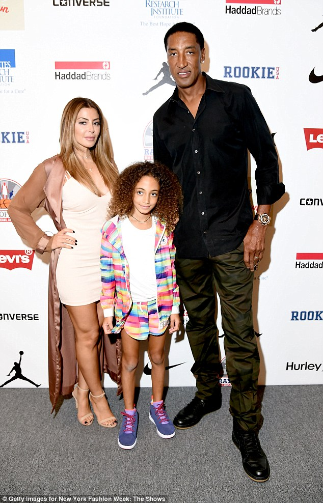 The Source |Scottie Pippen's Daughter Is Getting Bands For ...