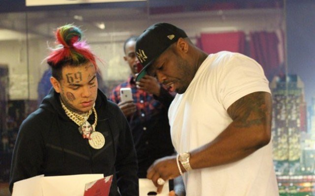50 Cent and Tekashi69 Shot At During Video Shoot