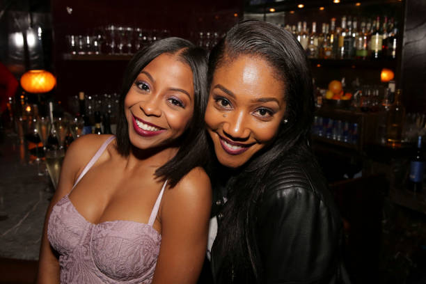 Tiffany Haddish and Bresha Webb Body Ciara's 'Level Up' Challenge