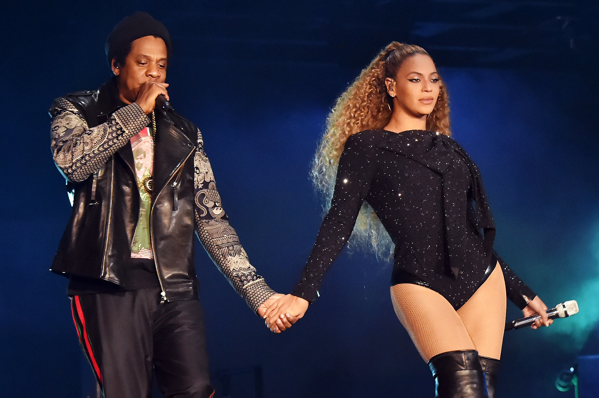 Beyoncé and JAY-Z Dedicate OTRII Tour Detroit Stop to Aretha Franklin
