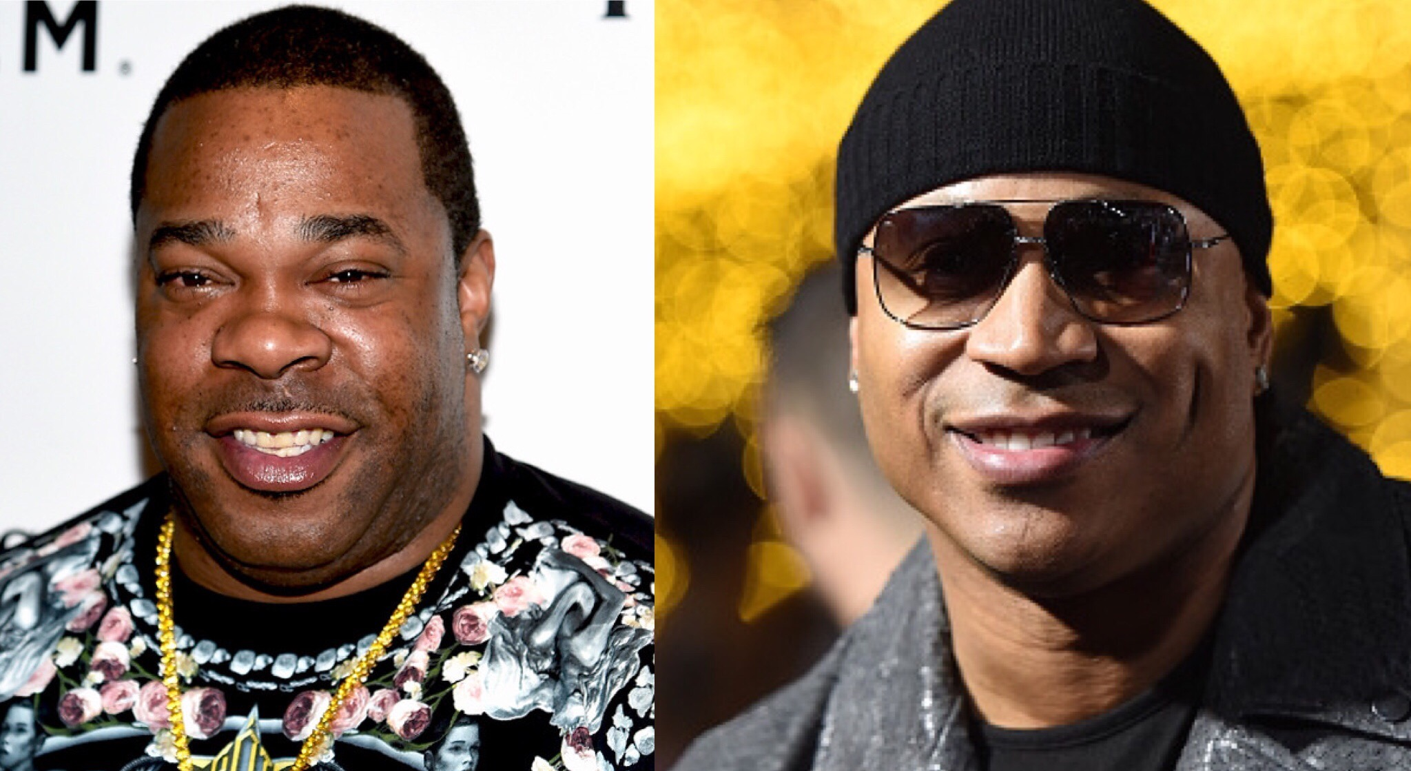 Busta Rhymes LL Cool J Hip Hop Culture