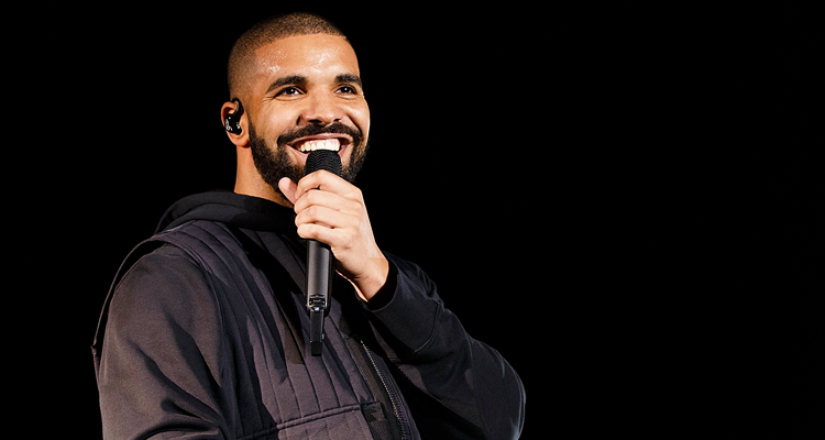 Drake Becomes First Artist to Gain 50 Billion Streams
