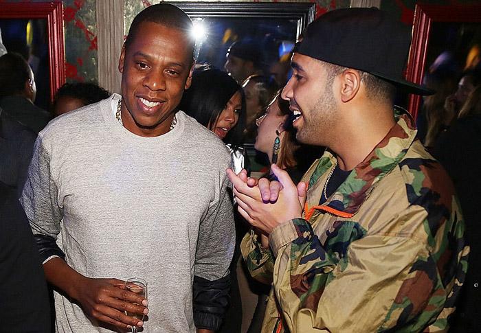 Drake Jay Z