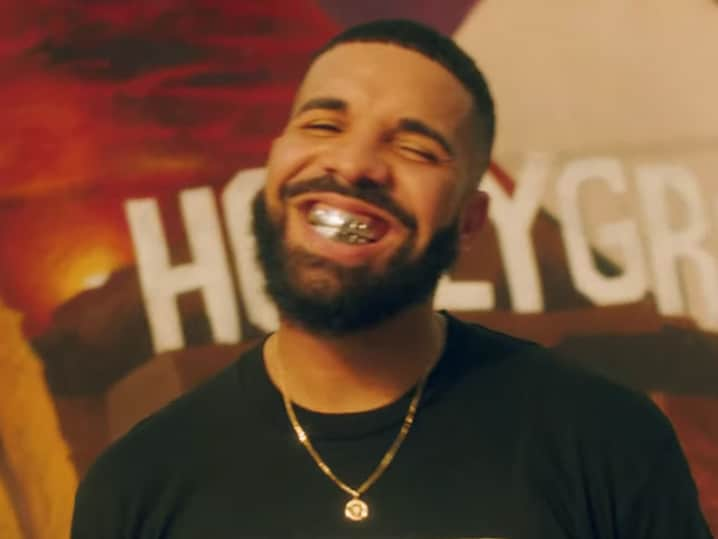 DrakeSpent$KfortheGrillsWornfor'InMyFeelings'MusicVideo