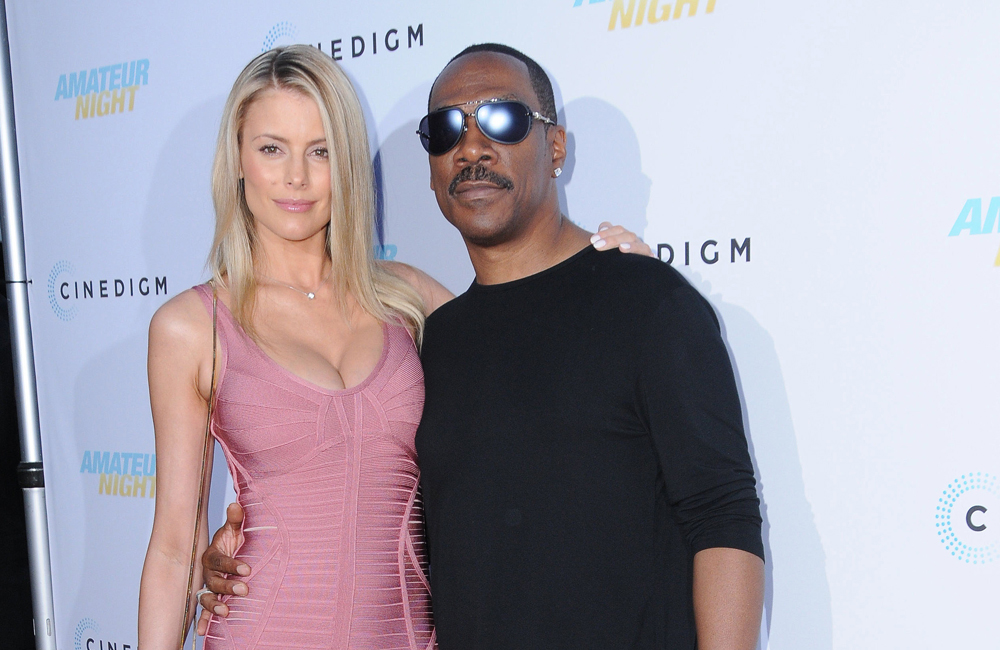 Eddie Murphy is Expecting his 10th Child