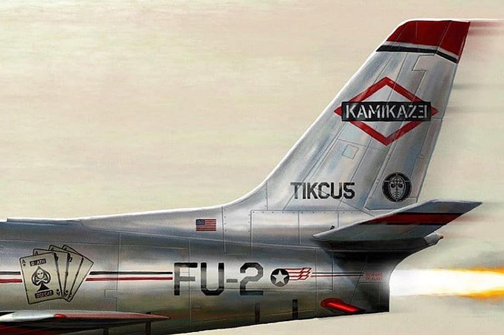 Eminem Releases Surprise Album, 'Kamikaze', Executive Produced by Dr. Dre