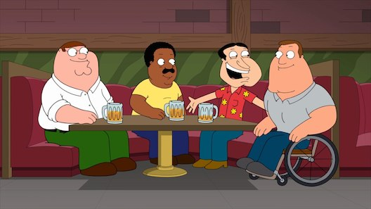 fox is reportedly developing a family guy live action film the