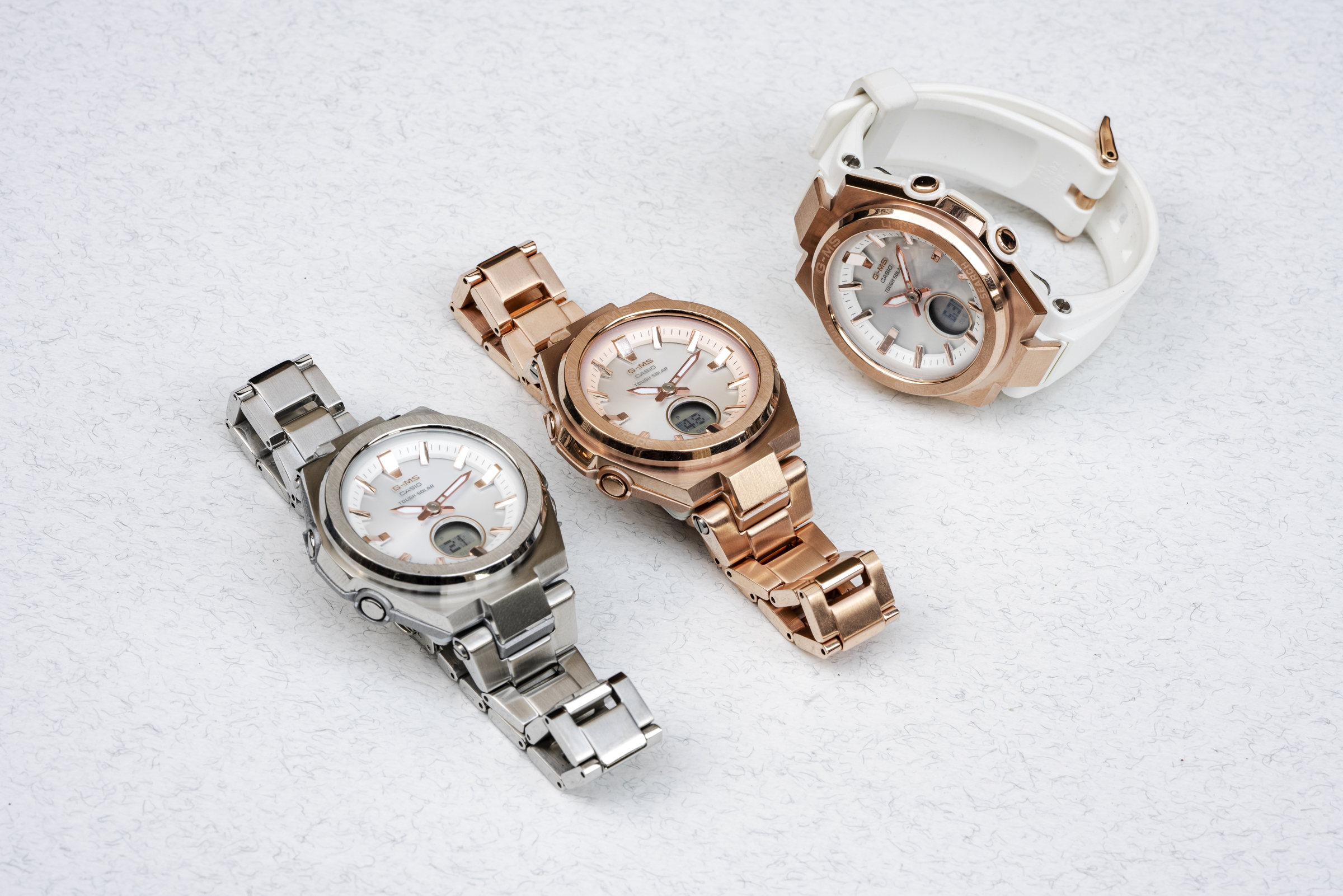 G SHOCK G MS womens collection