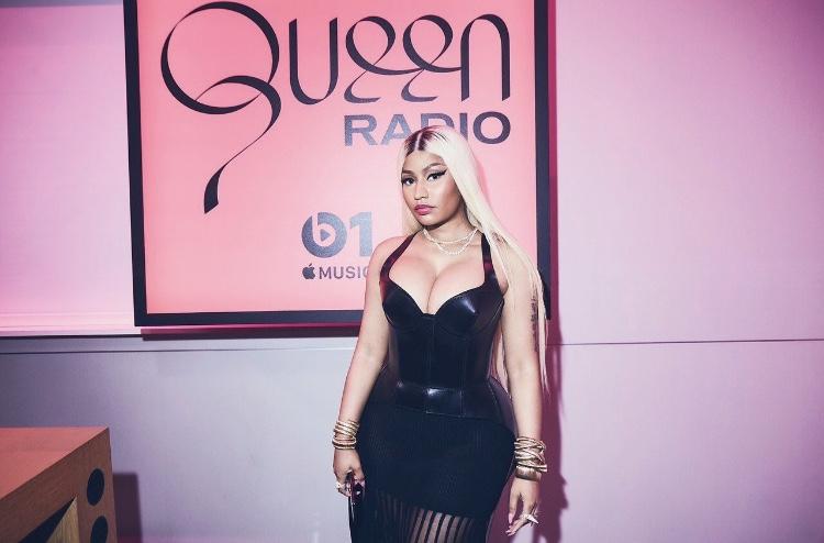 Nicki Minaj Premieres New Radio Station 'Queen Radio' with Beats1 Radio