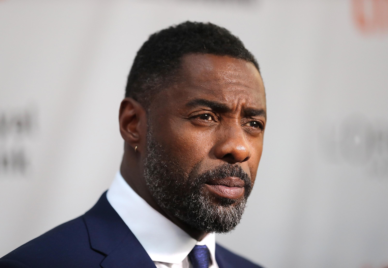 Idris Elba Add Fuel to James Bond Rumors With Cryptic Tweet