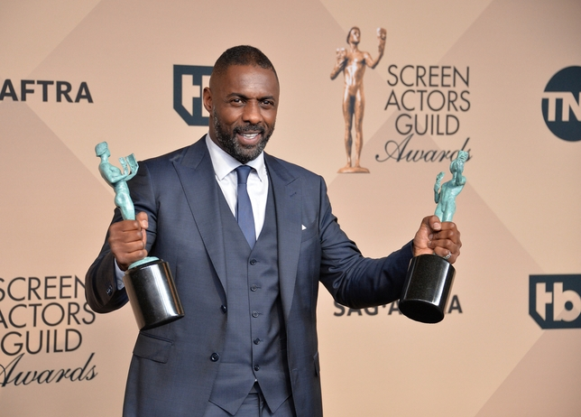 Idris Elba Number One Pick to Play James Bond