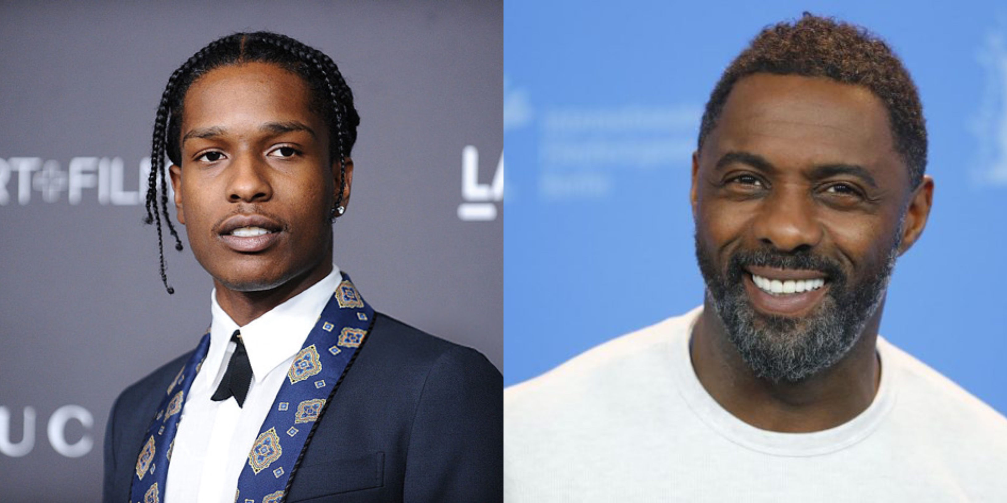Idris Elba Wants to Work With A$AP Rocky