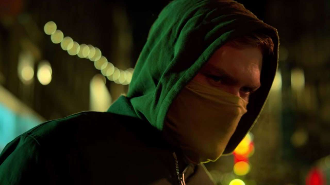 Iron Fist Season  Trailer