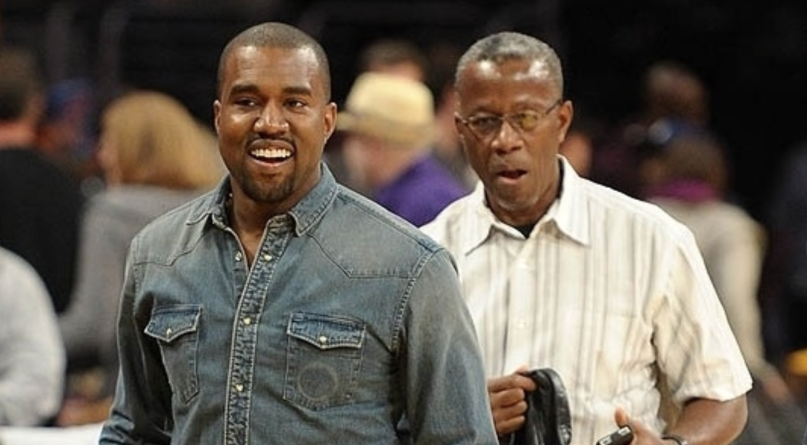 Kanye West is Reportedly Bonding With his Father Amid Prostate Cancer Diagnosis