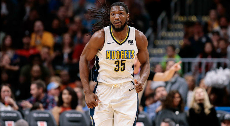 Kenneth Faried Arrested for Marijuana Possession in New York