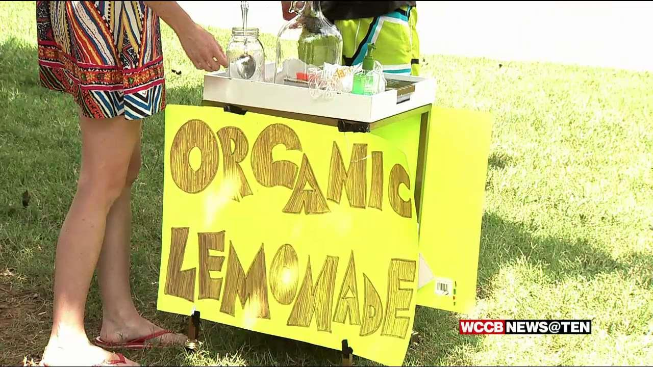 Lemonade Stand Robbed image