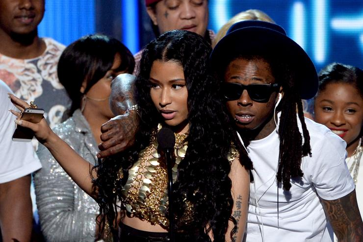 Lil Wayne on Nicki Minaj's 'Queen': 'One of her Best Albums Yet'