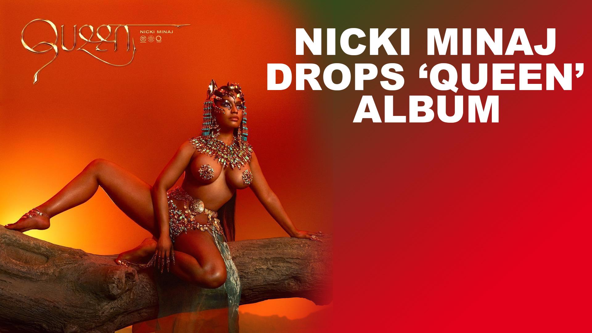 MUSIC FRIDAYS: Nicki Minaj Releases New Album 'Queen'
