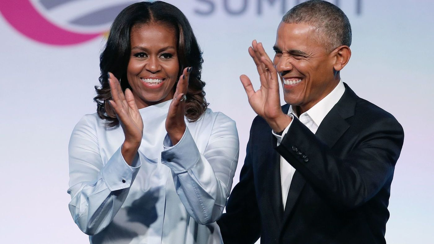 Michelle and Barack Obama Commend LeBron James for Opening 'I Promise' School
