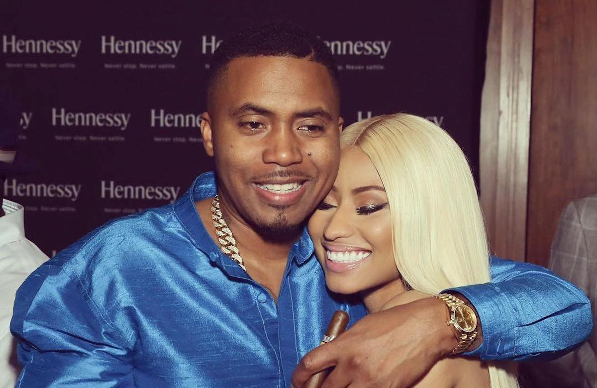 Nicki Minaj Drops 'Sorry' Featuring Nas