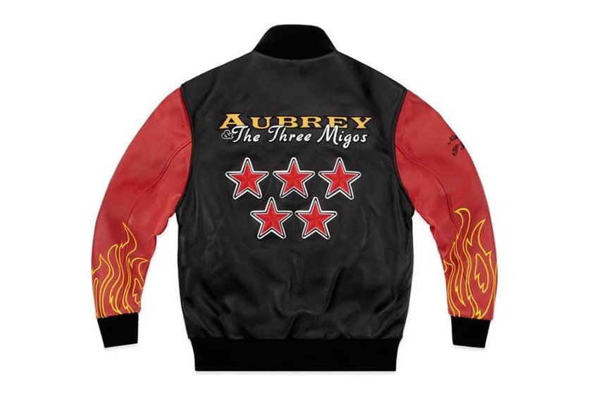 OVO crew only aubrey and the migos tour jacket