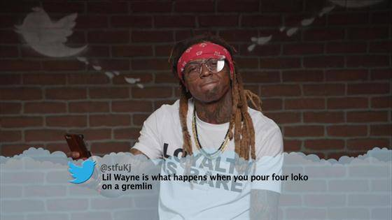 Watch the Preview for Hip Hop Edition of Mean Tweets Starring Lil Wayne, Ty Dolla $ign, Logic
