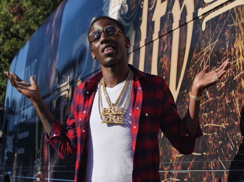 Young Dolph rich crack baby mixtape