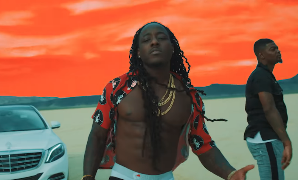 ace hood slim diesel fwea music video