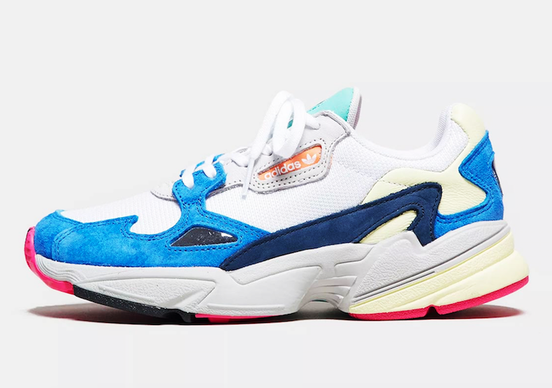 buy popular 7666d 13f32 This adidas Falcon Colorway Was Made for Women, But Dope Enough For Anybody