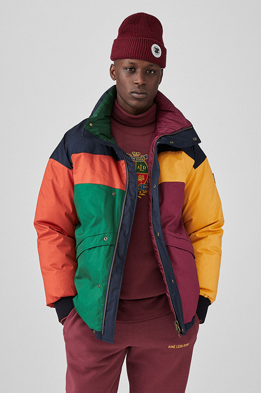 6e20dd57b0 Aimé Leon Dore Unveils Its Best Collection Yet With FW18 Lookbook ...