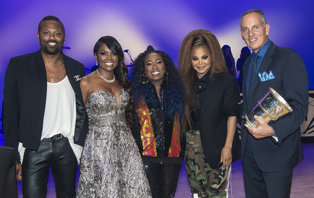 Janet Jackson Honored by Missy Elliott at 2018 BMI R&B/Hip Hop Awards