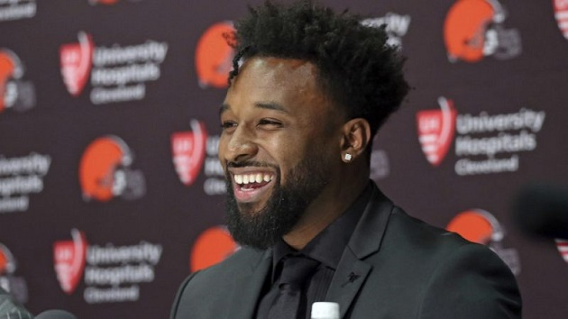 HBO's 'Hard Knocks' Captures Jarvis Landry Light a Spark into Cleveland Browns Teammates