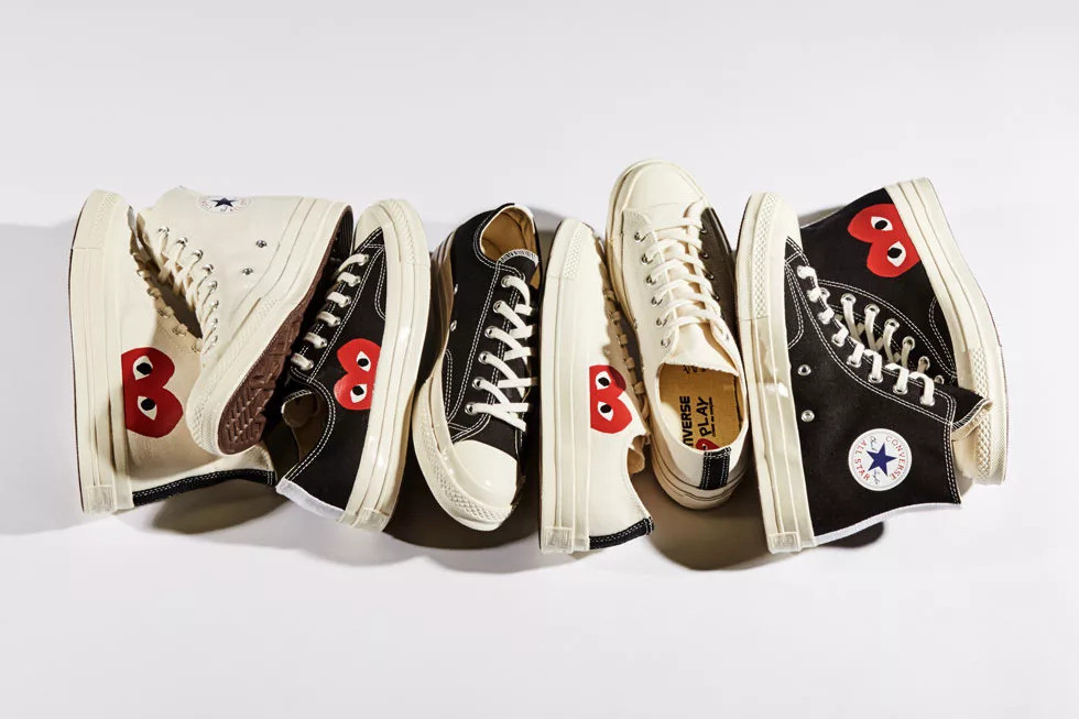 af79602f77e391 Shop Now  COMME des GARÇONS Play x Converse Chuck Taylor All Star