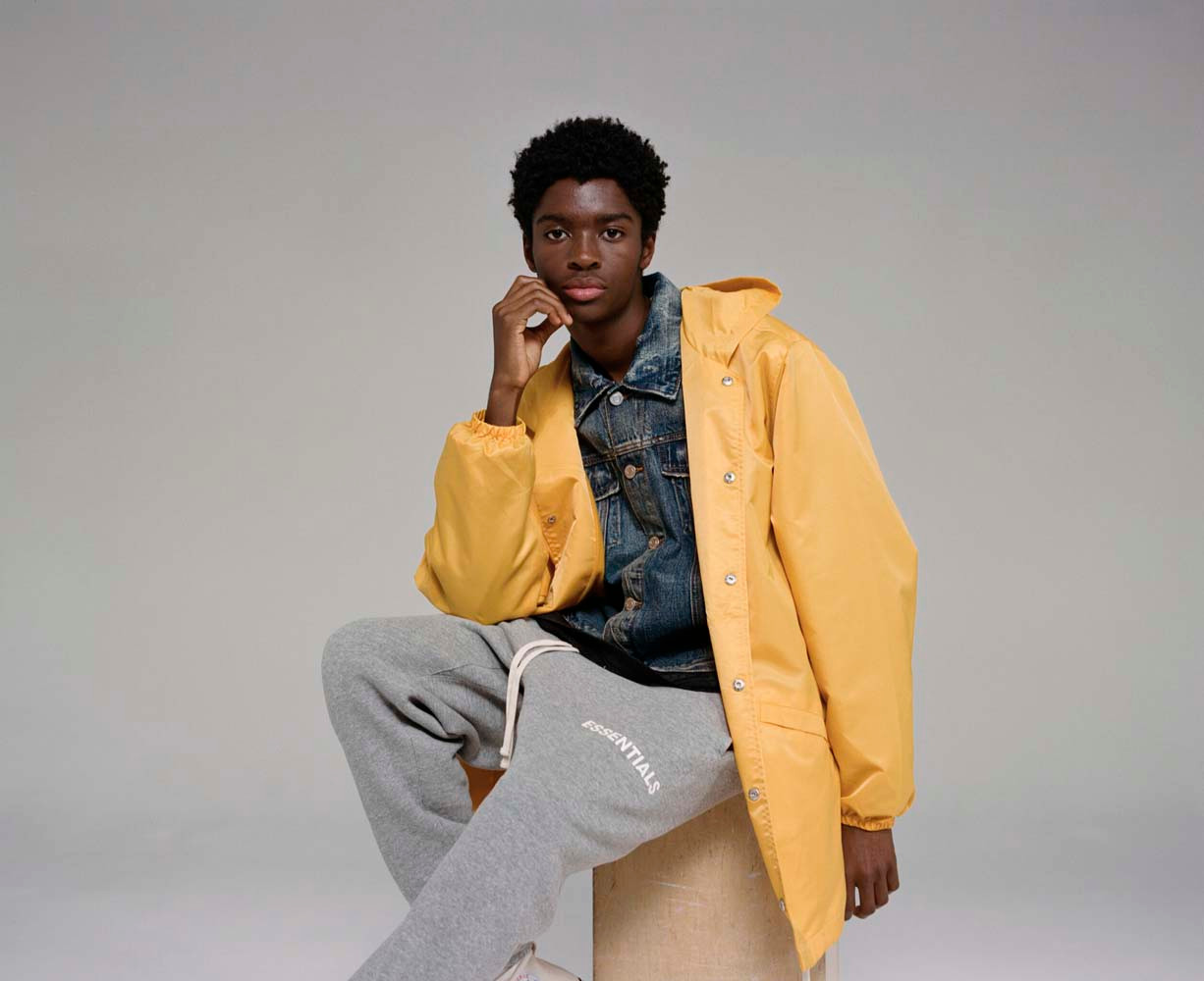 07a2a511 The ESSENTIALS FW18 Collection by Fear Of God, including the Converse  collab, arrives this September at PacSun. Peep the full lookbook below: