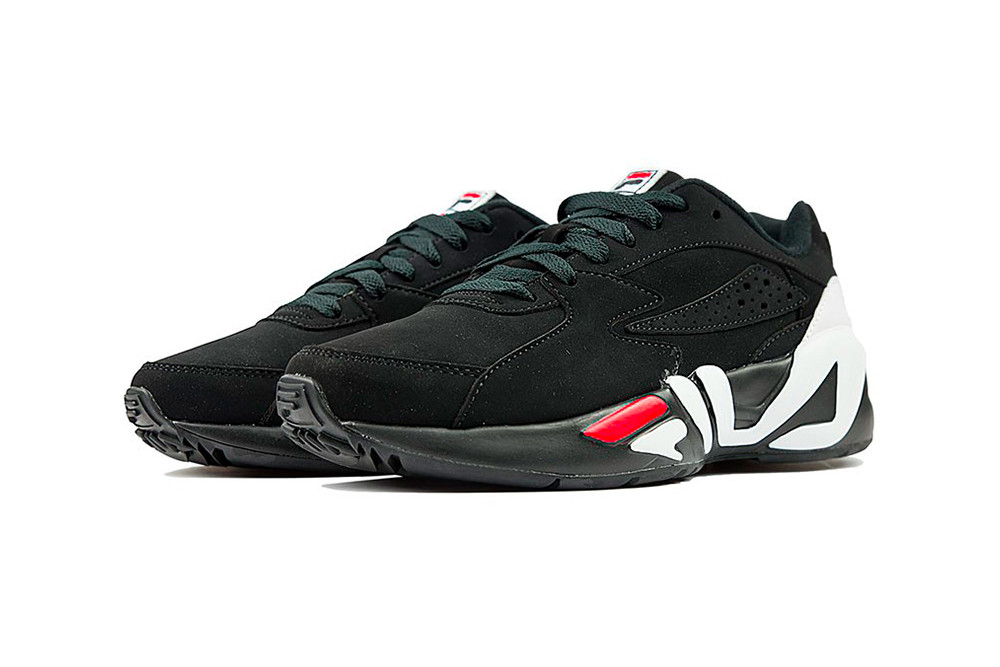 The FILA Mindblower Is Back In Black and Looks Better Than ...