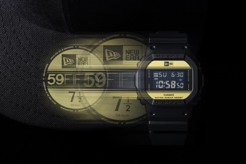 g shock new era fifty collection