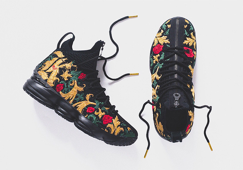 quality design d2c11 41f46 KITH Will Release the Last Nike LeBron 15 With a