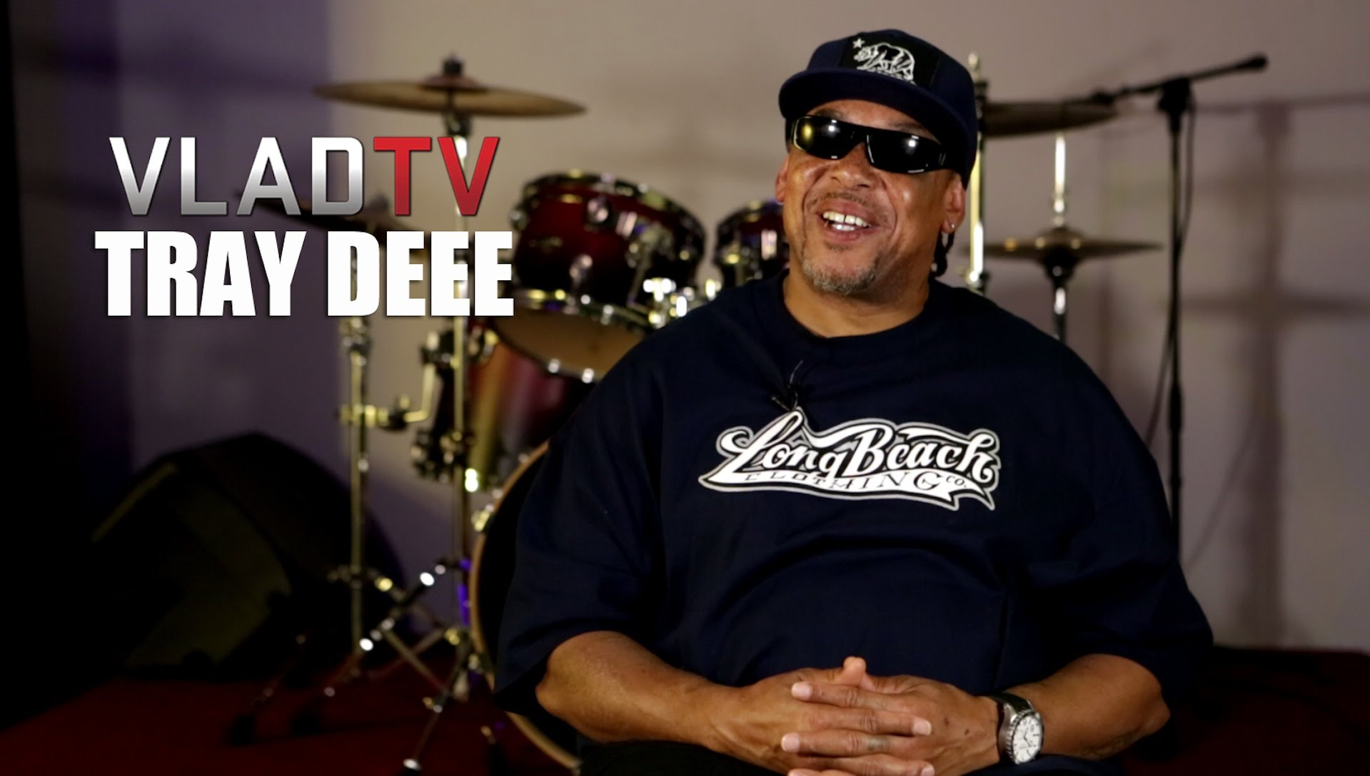 Tray Deee Talks the Dangers of Flaunting Wealth and Incriminating Yourself Online on VladTV
